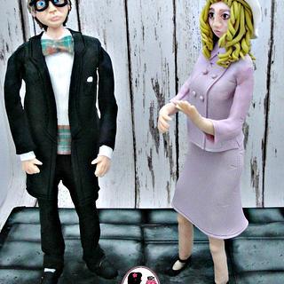 Brad and Janet - Rocky Horror Sugar Show