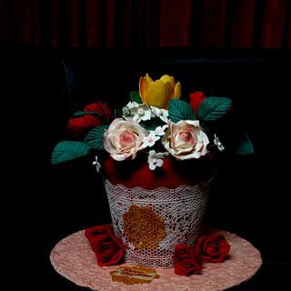 Mother's Flower pot