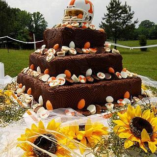 Tennessee Groom's Cake