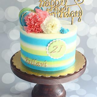 Pallavi's 21st Birthday