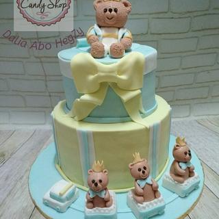 Cake Baby Shower