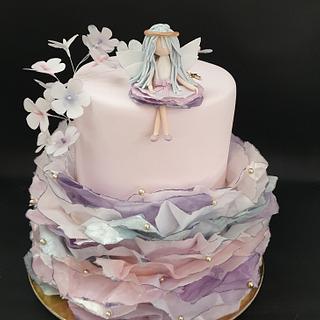 Chrism cake