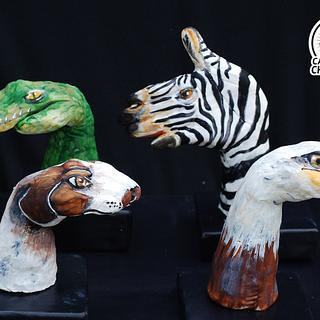 Handanimals The Optical Illusion Collaboration