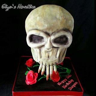 Devilskin Skull