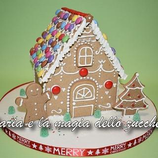Gingerbead House