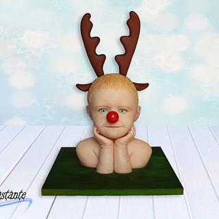 Oliver the Naughty Boy - Dear Santa, I can explain Sugar Art Coll