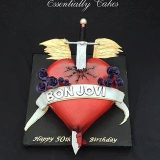 Bon Jovi Heart