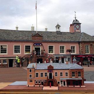 Carlisle Town Hall Cake