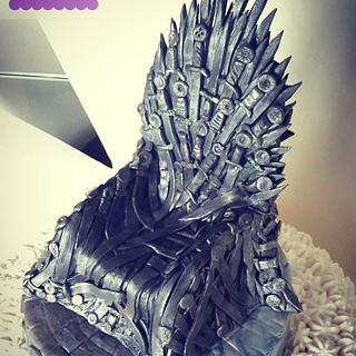 The Game of Thrones - Cake by DolceMenteEle