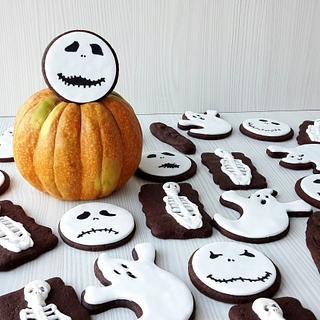 Halloween cookies - Cake by simplyblue