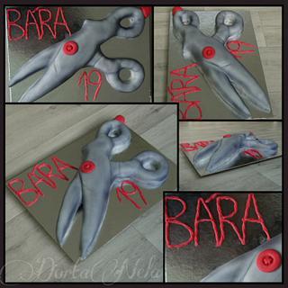 3D Scissors
