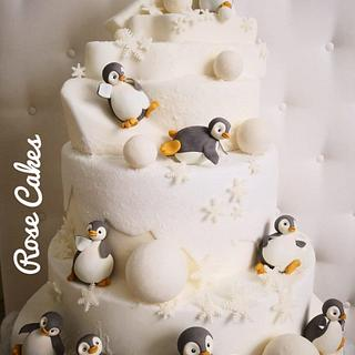 Sweet Penguins