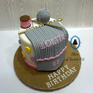 A Knitter's Birthday