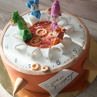 """Fiksiki"" cake - Cake by VitlijaSweet"