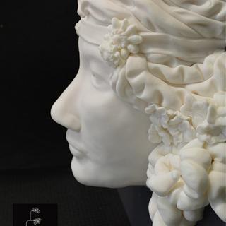 Ariadne greco - roman, an international cake challenge