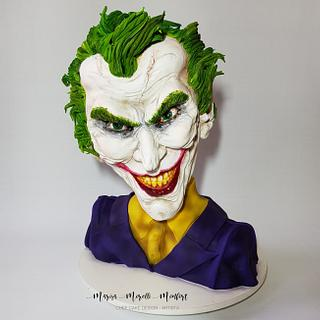 Cake Joker comic Game