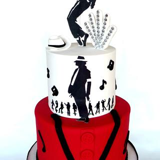 Michael Jackson Thriller - Cake by Cakes Inspired by me