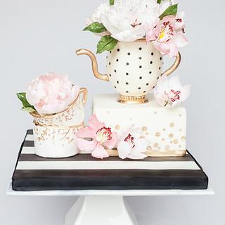 A Sugar Artists Tea Party