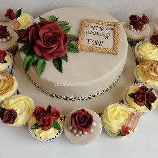 30th birthday cake..
