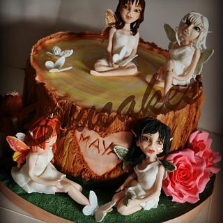 Fairies cake