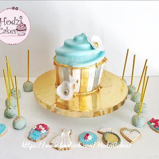 Wedding Candybar 👰🏻🤵🏻💙💗