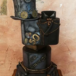 Steampunk anniversary