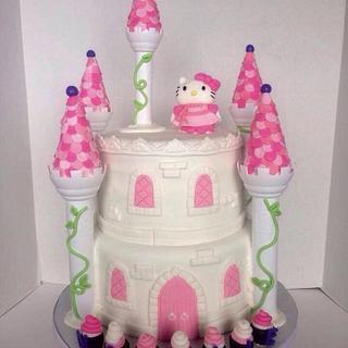 Hello Kitty Fairy Tale Castle
