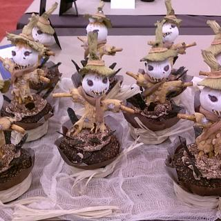 Hunted CupCakes