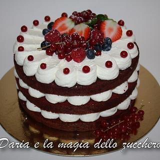 Red Velvet cake - Cake by Daria Albanese