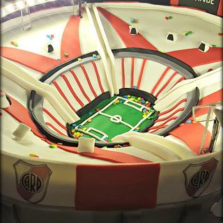 River Plate Soccer Stadium