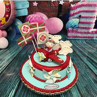 Birthday  - Cake by elisabethcake