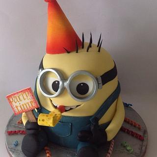 Party Time Minion