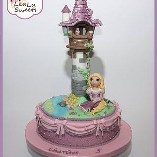 Rapunzel Cake - Cake by Lealu-Sweets