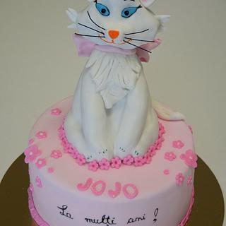 Aristocats - Cake by torturipersonalizate