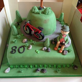 'Family' Cake
