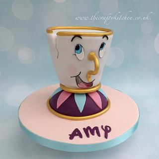 'Chip' from Beauty & the Beast.