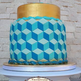 Cake diamonds