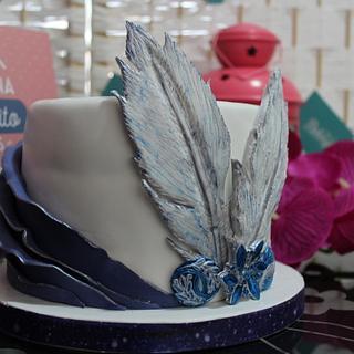 Gatsby Cake - Cake by Irene Gutiérrez- Irene Bakery