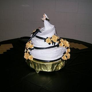 It's All Down Hill from Here! - Cake by sugardipped