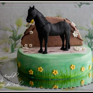 A Horse is a horse offcourse .... made by Jacqueline van der Wal & Petra Arnold