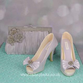 Handbag and Edible Shoes