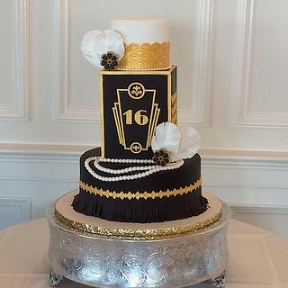 The Great Gatsby Sweet 16