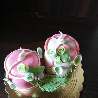 Cake candles - Cake by cakebusters
