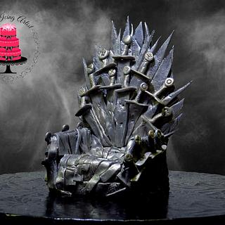 Game Of Thrones Edible Throne
