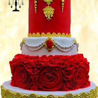 Royal Cake for the Royal Wedding