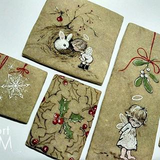 Christmas cookies - Cake by dortUM