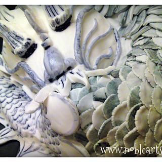 The Sleeping Porcelain Dragon
