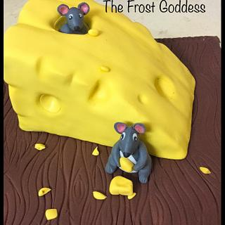 Mouse n d cheese