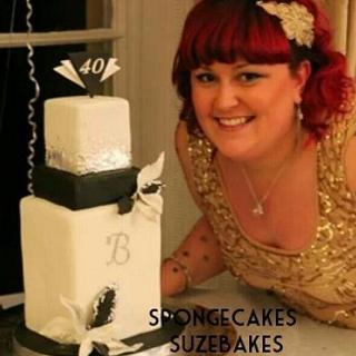 Spongecakes Suzebakes