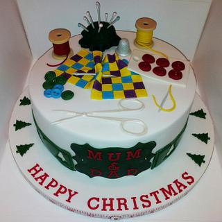 A right Christmas sew & sew....